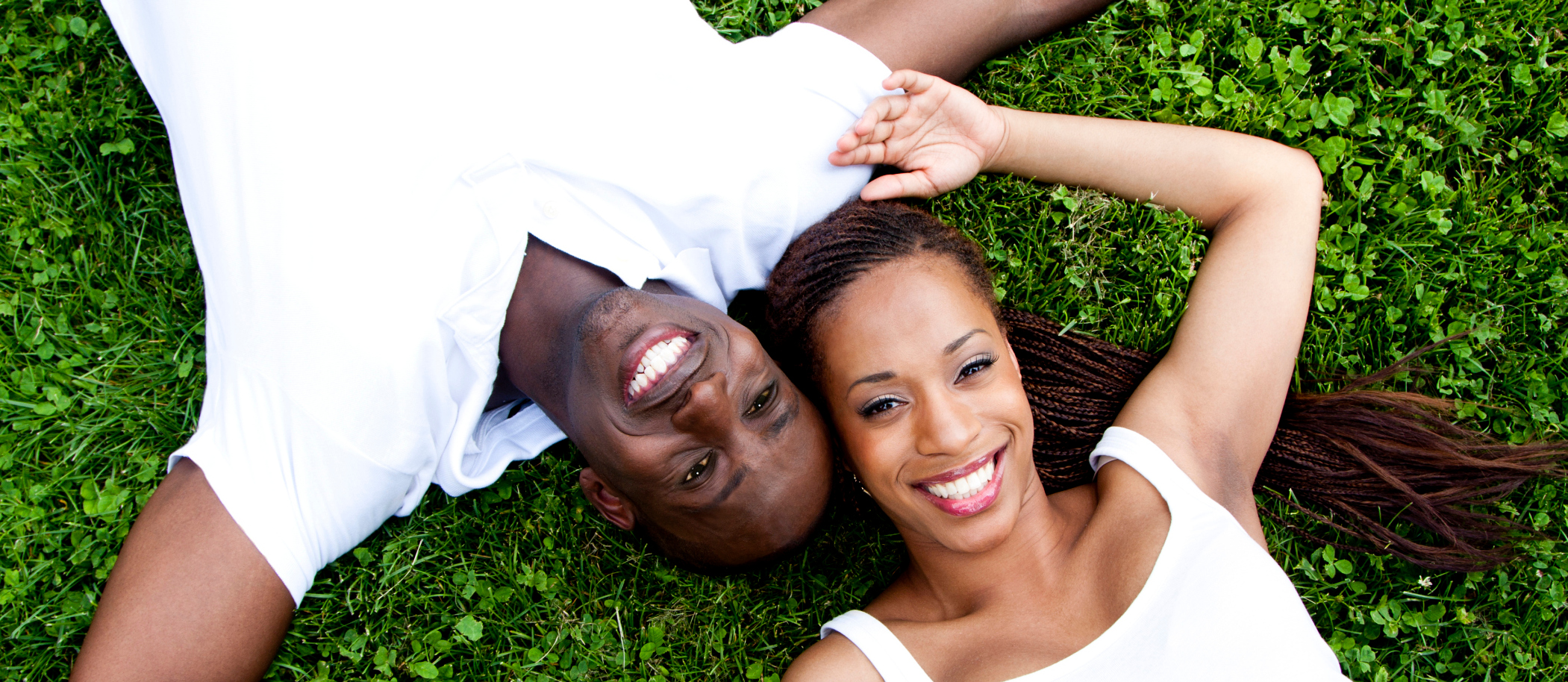 African-american dating couples images in love