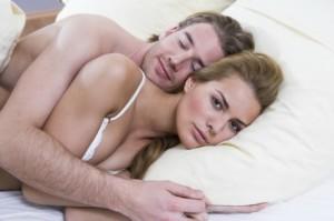 Falling asleep immediately after sex