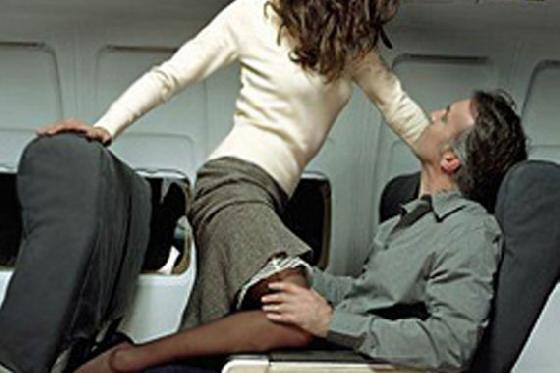 Sex in a plane