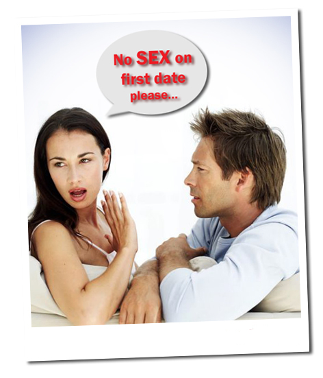 First date and sex